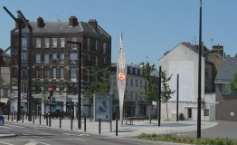 Architecture Urbaine LES 3 TEMPS | Alainpers | 10_alainpers-horloge urbaine lumineuse art urbain
