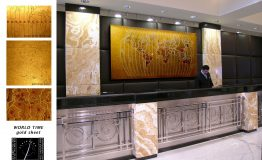Design HORLOGE MONDIALE – MIDI SUR TERRE | Alainpers | 220_alainpers-horloge mondiale-hotel-architecture interieure