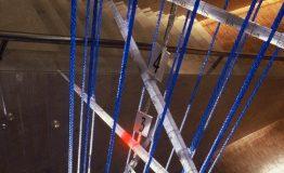 Architecture Urbaine Les 12 directions du temps | Alainpers | 70_Alainpers-installation 12-directions temps Alcatel-architecture interieure