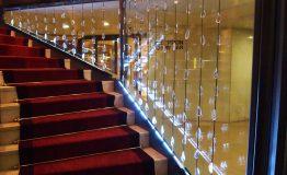 Architecture intérieure PLUIE DE CRISTAL | Alainpers | alainpers-pluie de lumière-architecture interieure